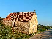 Chapelle a Gornje Selo
